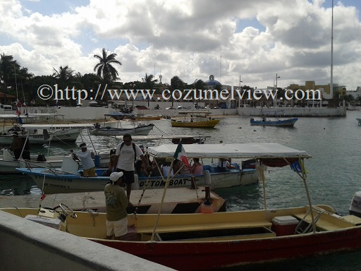 Car Rentals At Cruise Terminals In Cozumel Mexico